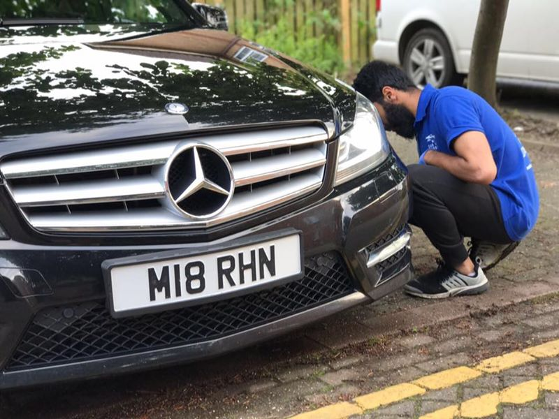 mobile car valeting services